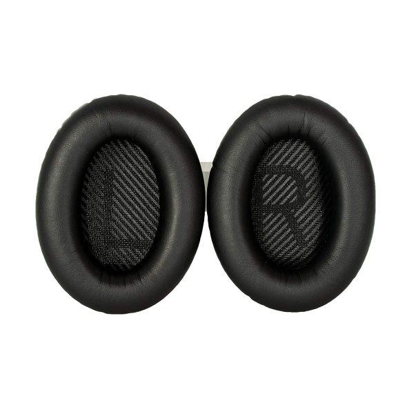 Thay mút đệm tai nghe Bose QC35 - black